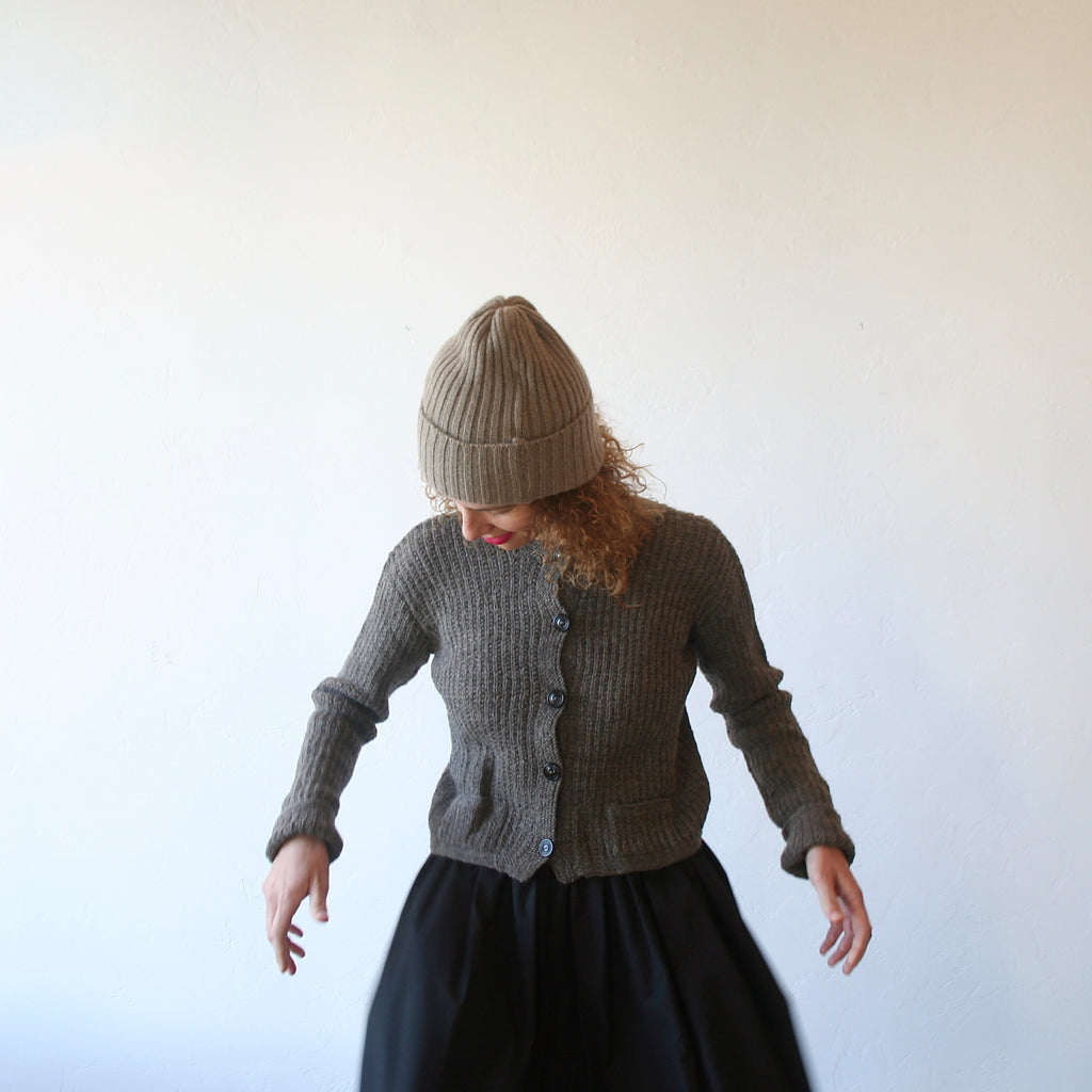 Sula Wool Sweater