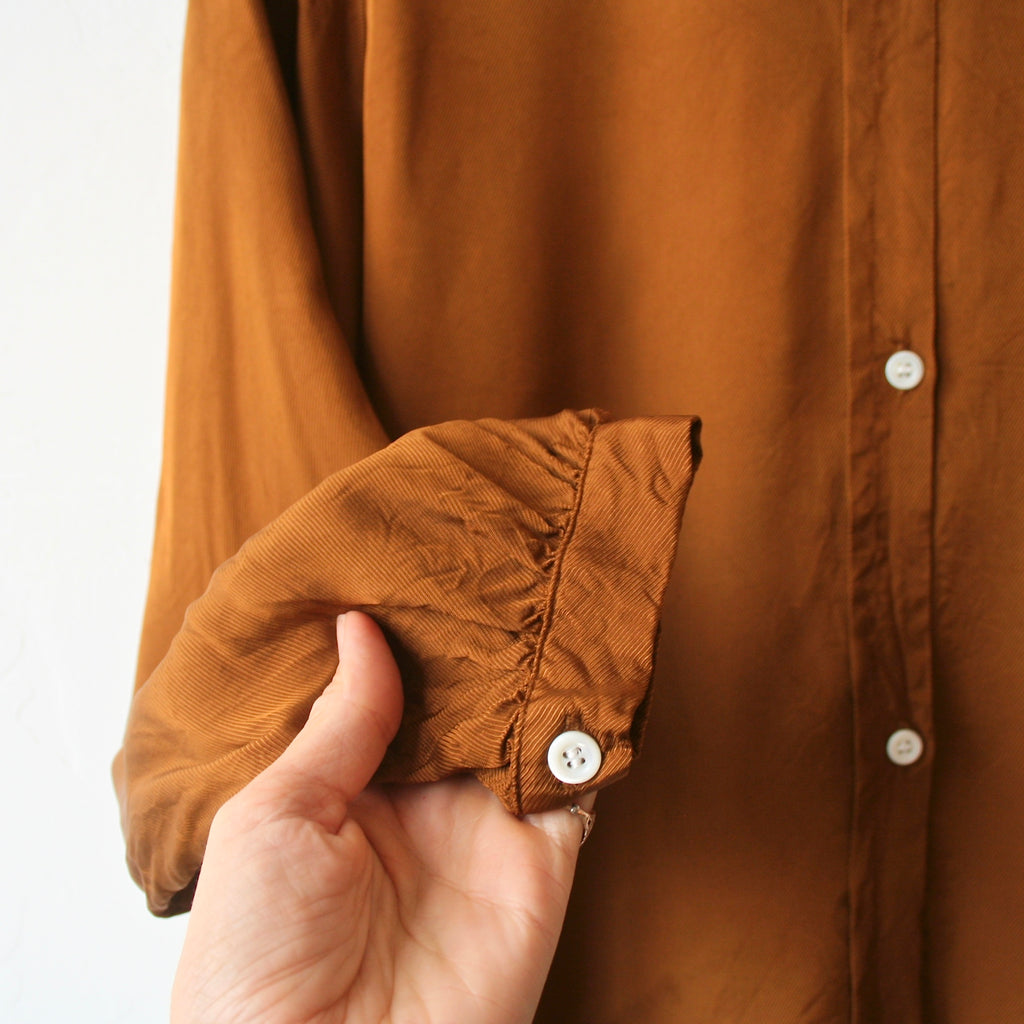 Gallego Desportes Button Down Shirt - Gold