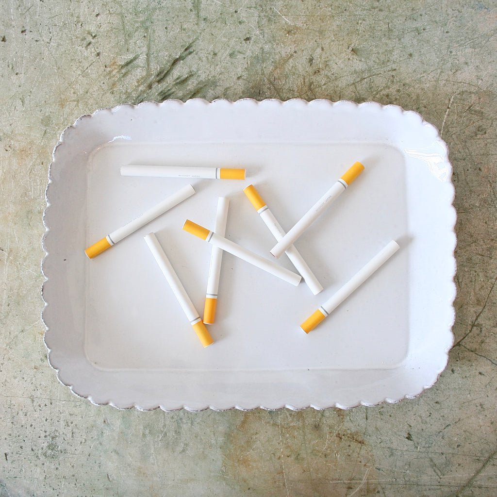 """No Smoking"" Cigarette Pencils - 8 Pack"
