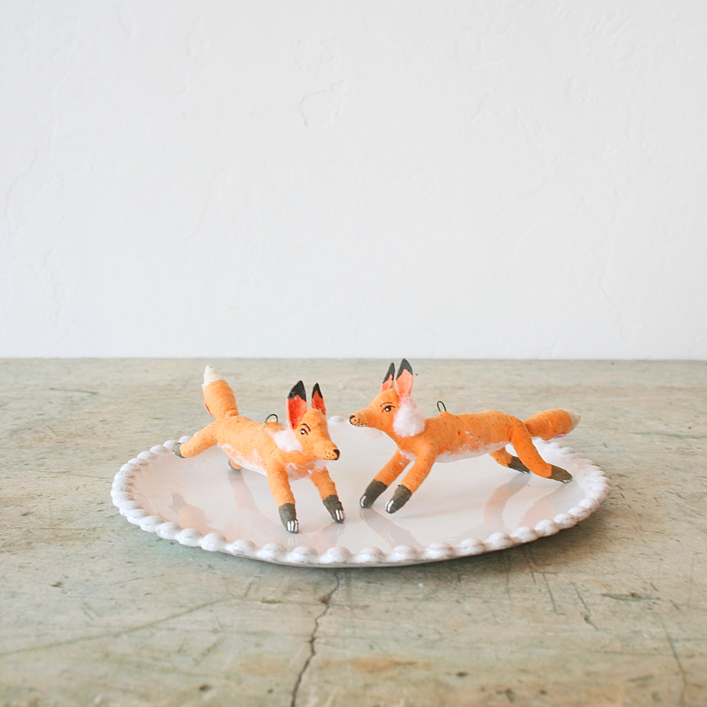 Vintage by Crystal Fox Figure