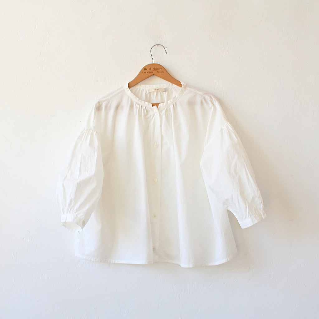 Sula Gathered Shirt