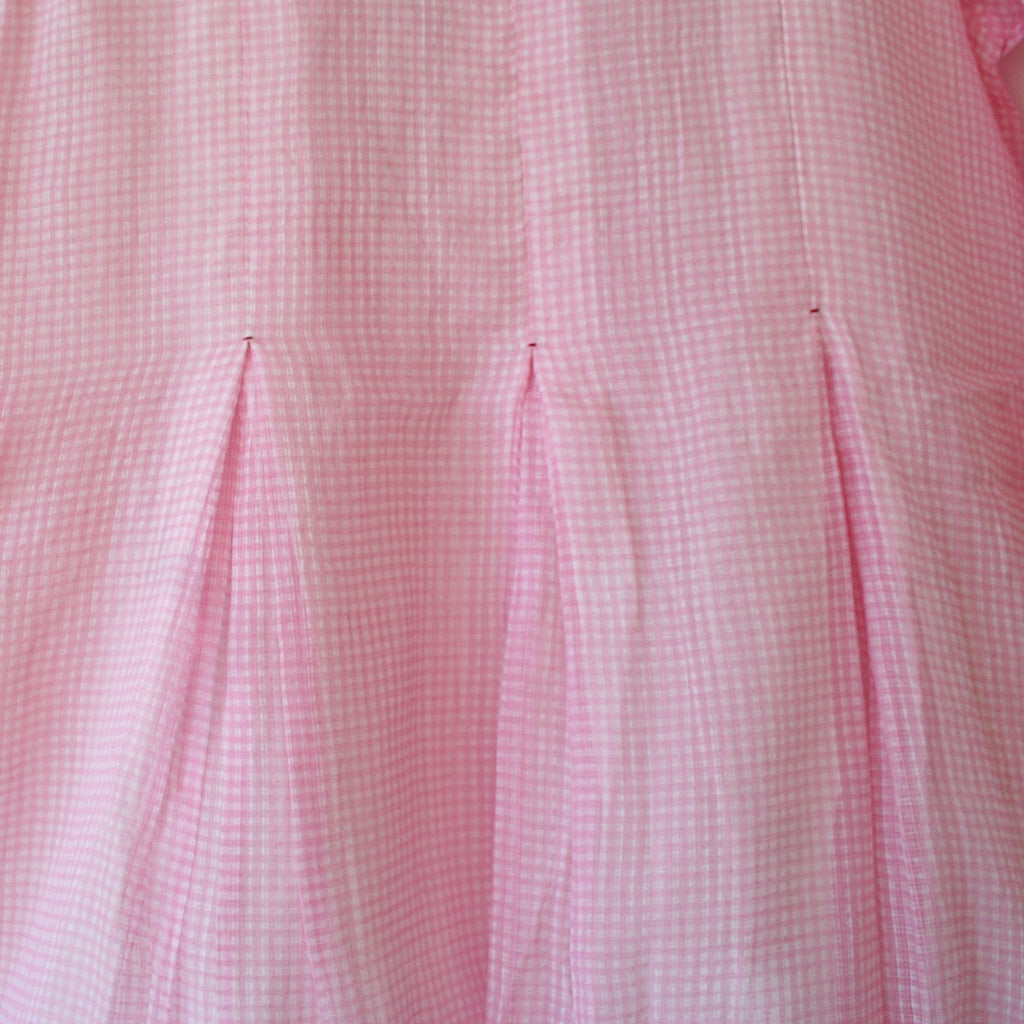 Eka Tiny Gingham Dress