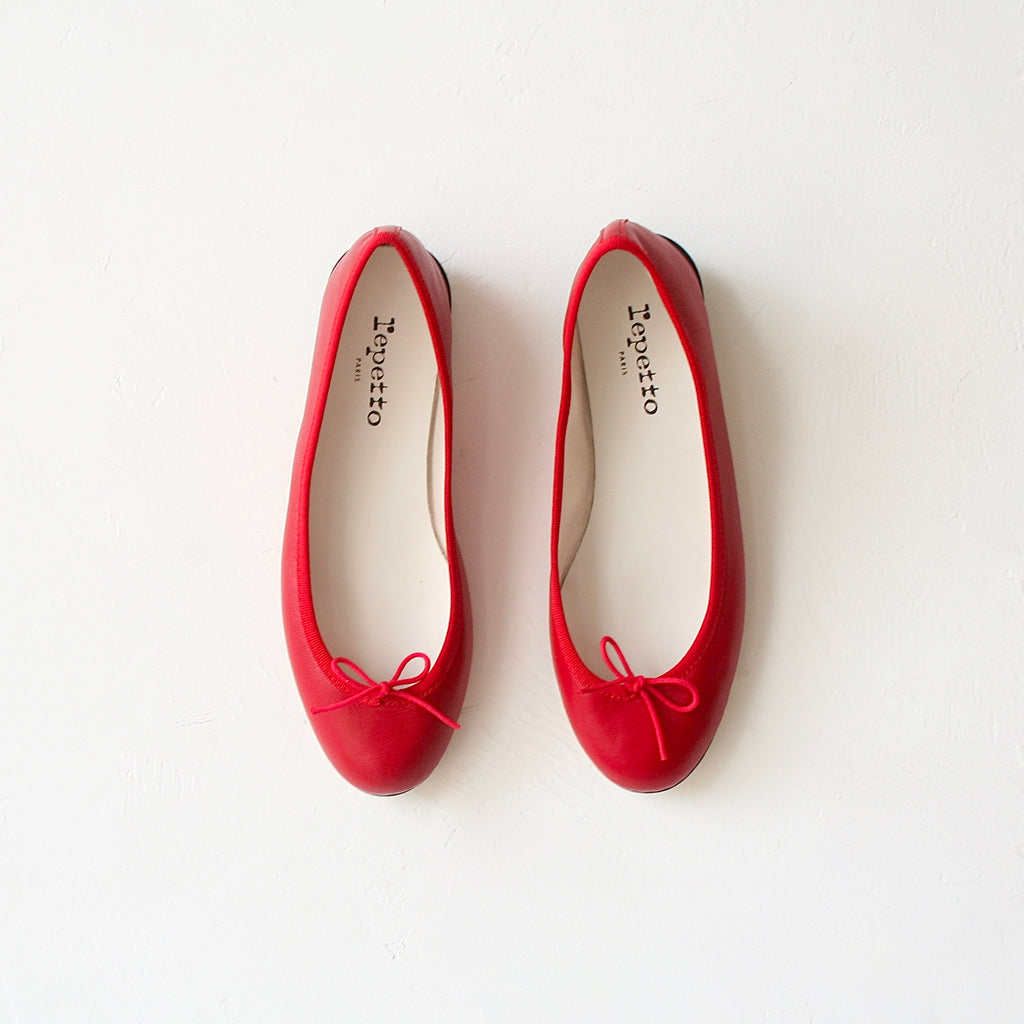 Repetto Ballerina - True Red