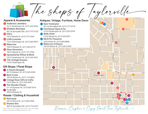 the Shops of Taylorvile