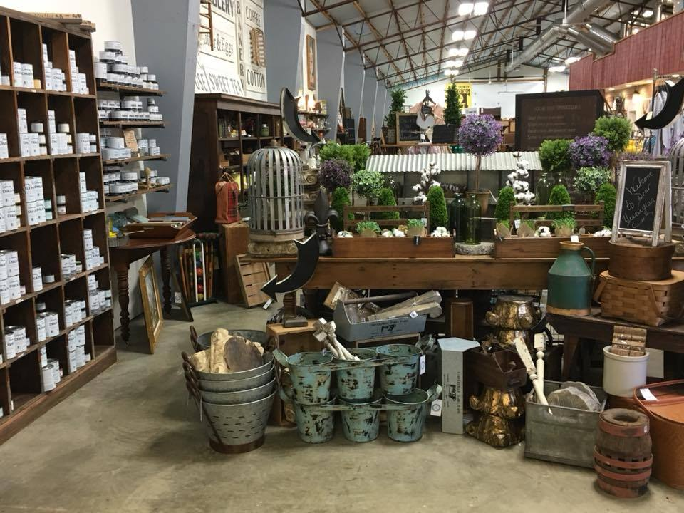 We carry CHALK PAINT® by Annie Sloan...