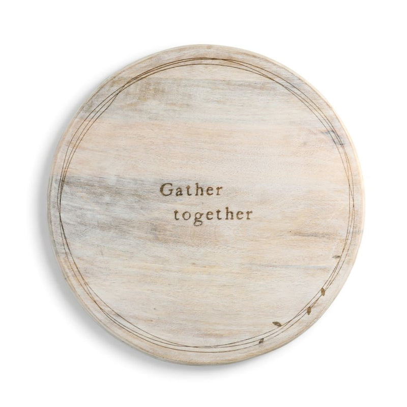 Gather Together Lazy Susan