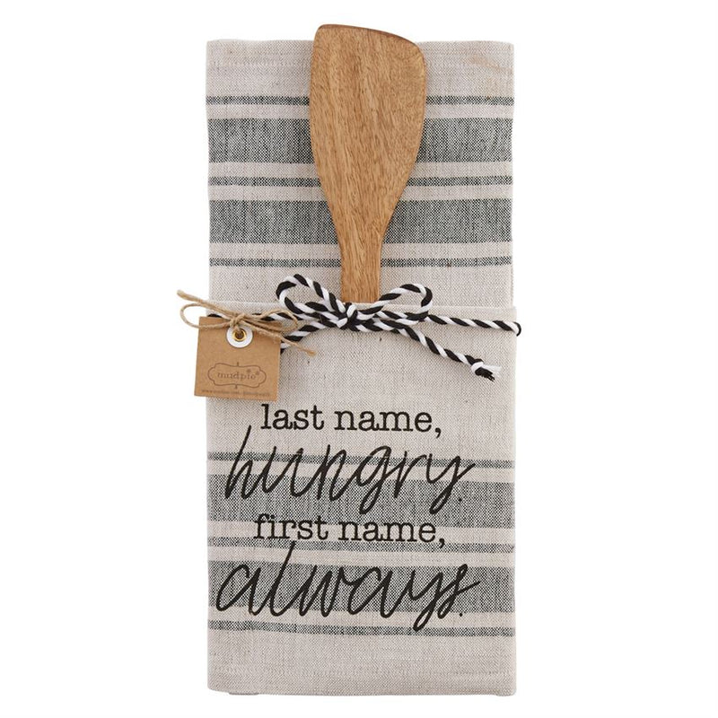 Kitchen Towel & Utensil Set
