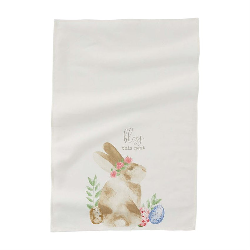 Easter Watercolor Towels