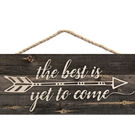 Hanging Sign 10x4.5