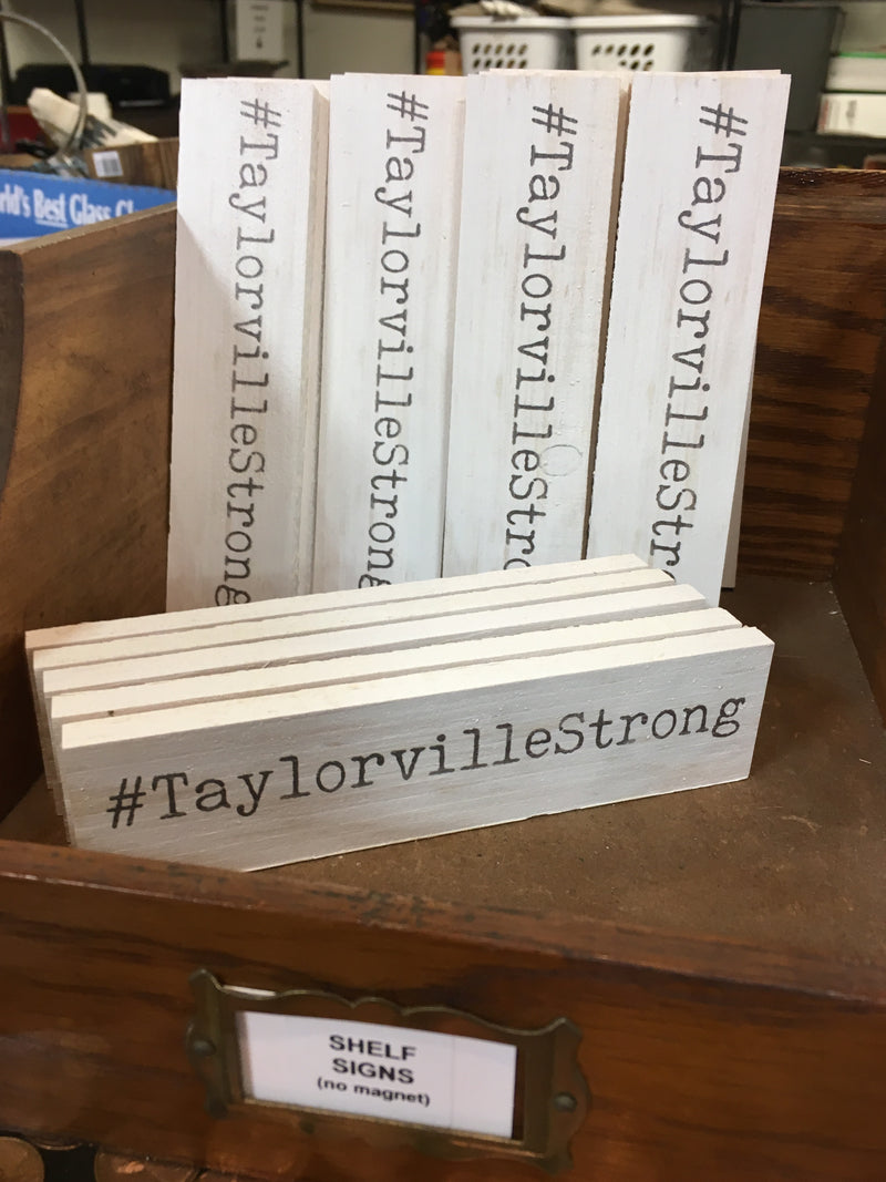 Missions for Taylorville #TaylorvilleStrong