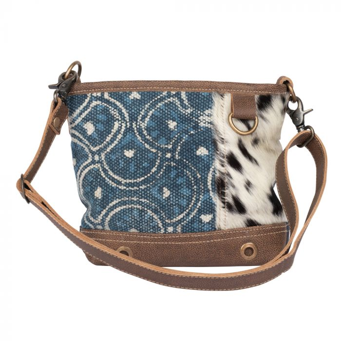 Myra® INDIGO ILLUSIONS SHOULDER BAG