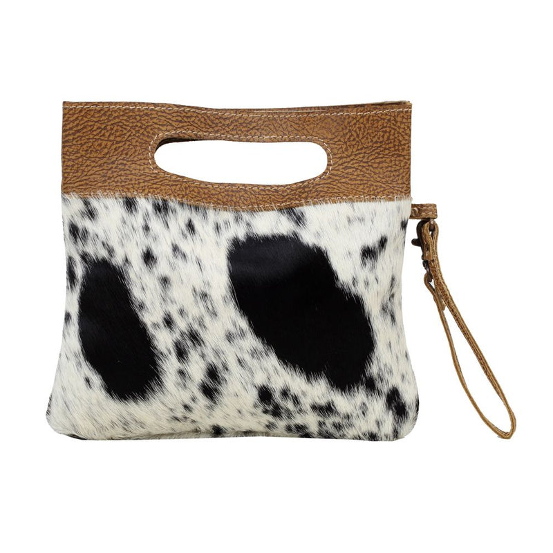 Myra® Energetic Leather and Hairon Bag