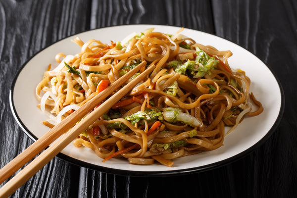 Simply Food Noodle Recipes to Begin 2021 With Good Fortune