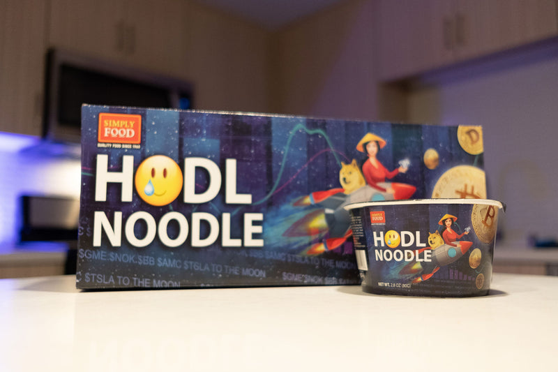 HODL NOODLE - LIMITED EDITION