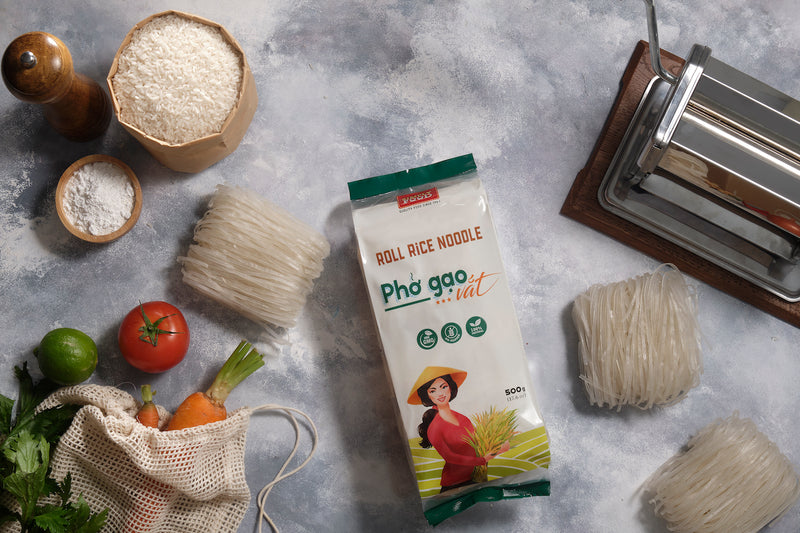 Roll Rice Pho Noodles (500 g)