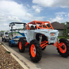 Rogue Offroad RZR 1000 Custom Cage