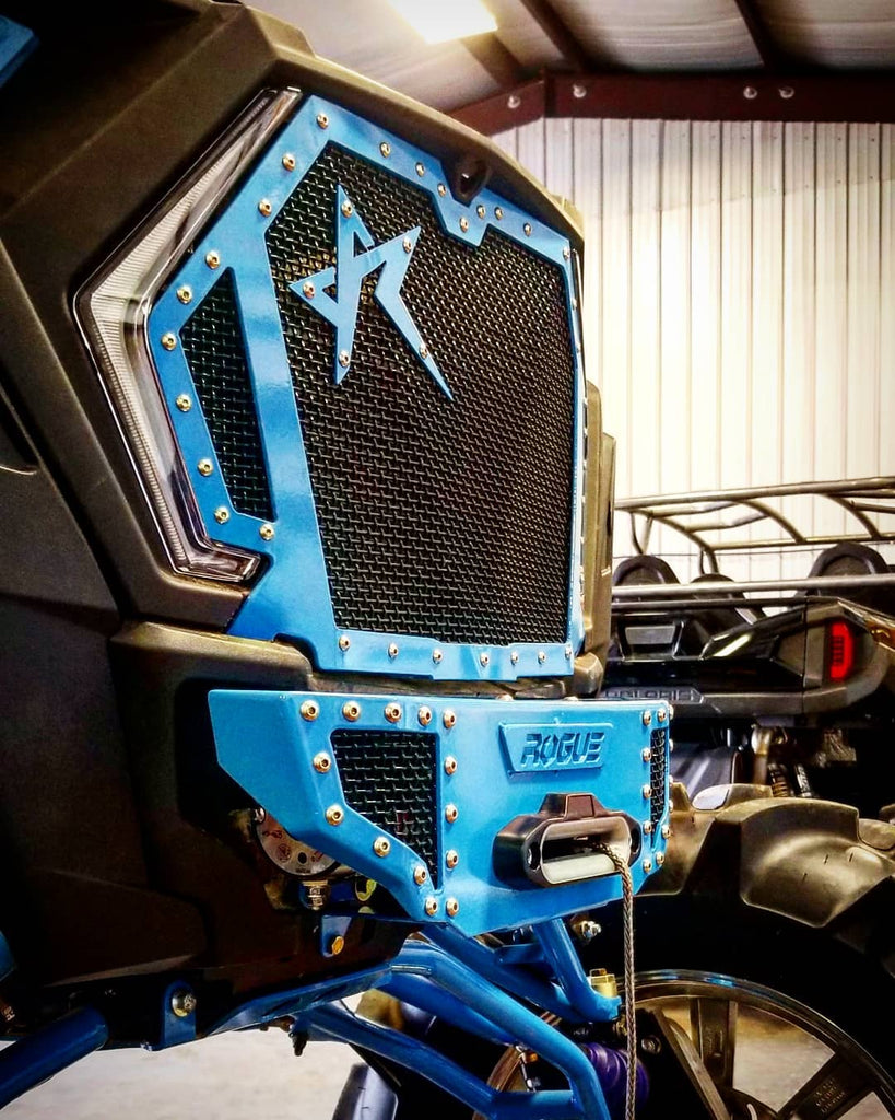 RZR 2019 Turbo Mesh Grille