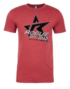 Frost Red Short Sleeve