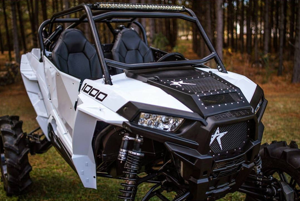 Rogue Offroad Turbo RZR Hood