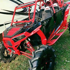 RZR 1000XP 4 Super Duty Steps