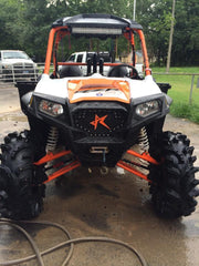 Rogue RZR 570/800 Mesh Grill