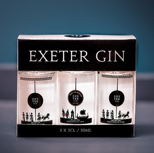 Exeter Gin ® Gift Pack