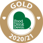 Food Drink Devon - Gold 2020/2021