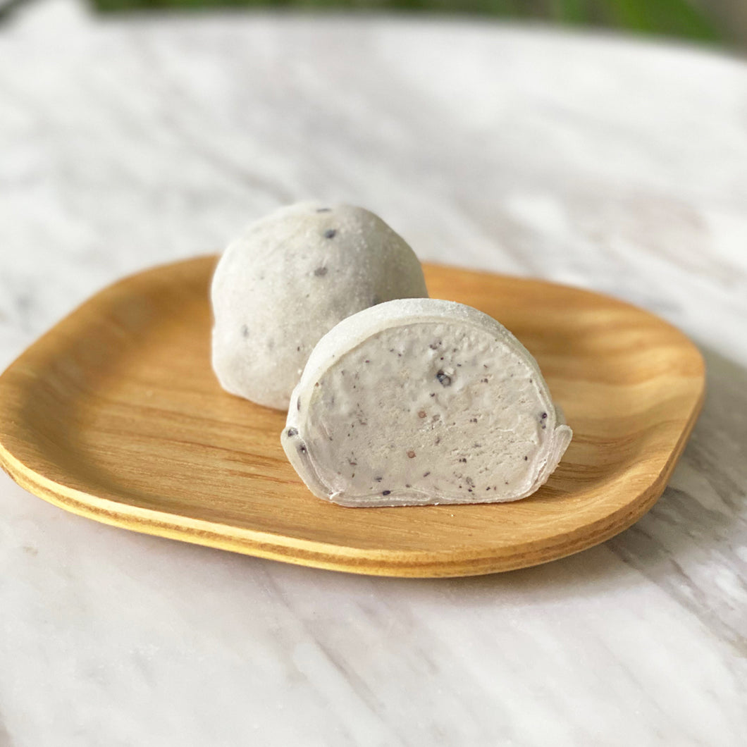 Black Sesame Mochi Box
