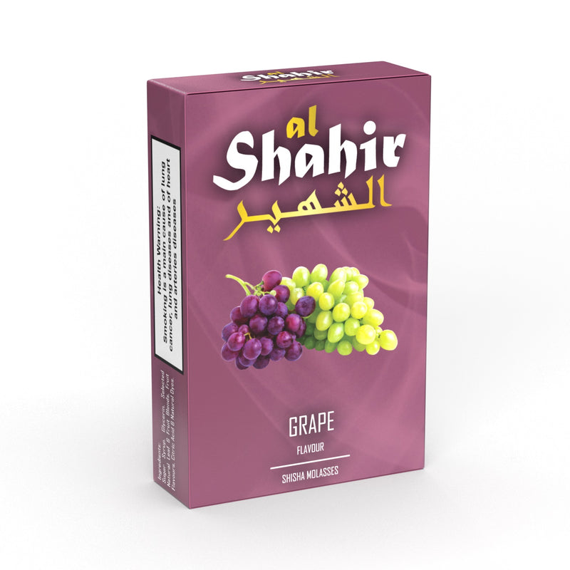 Al Shahir Grape Shisha Molasses - 50g