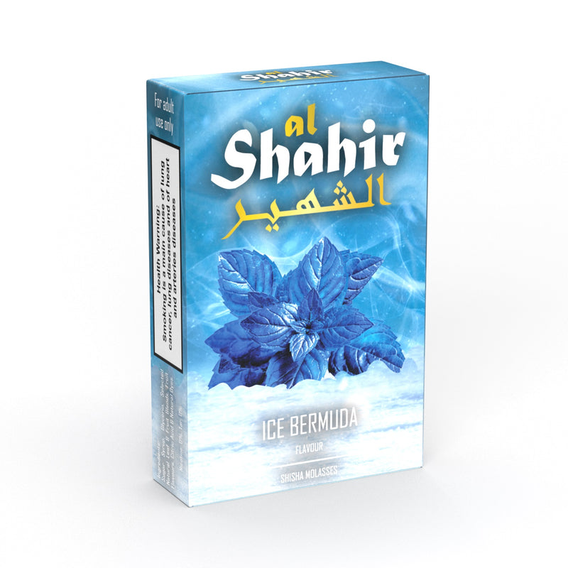 Al Shahir Ice Bermuda Shisha Molasses - 50g