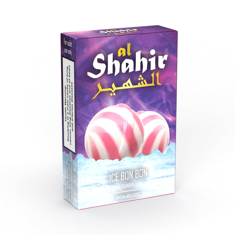 Al Shahir Ice Bon Bon Shisha Molasses - 50g
