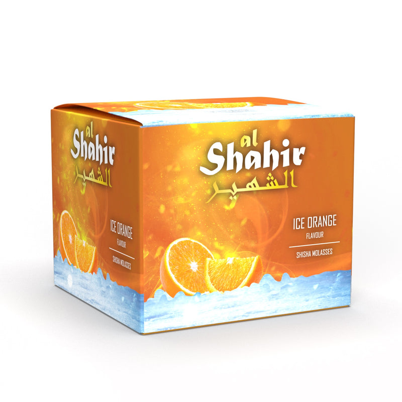 Al Shahir Ice Orange Shisha Molasses - 250g