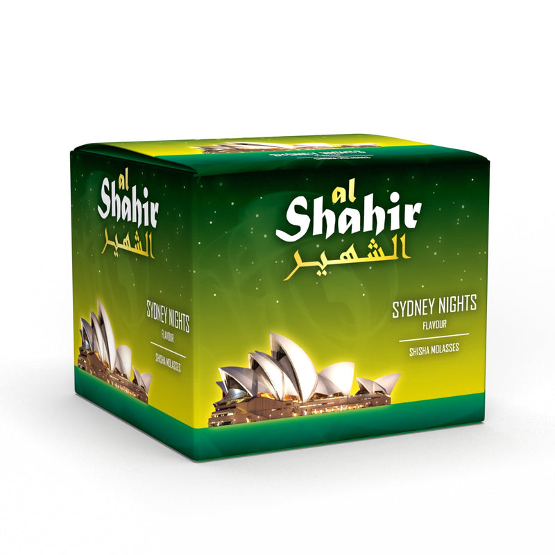 Al Shahir Sydney Nights Shisha Molasses - 250g