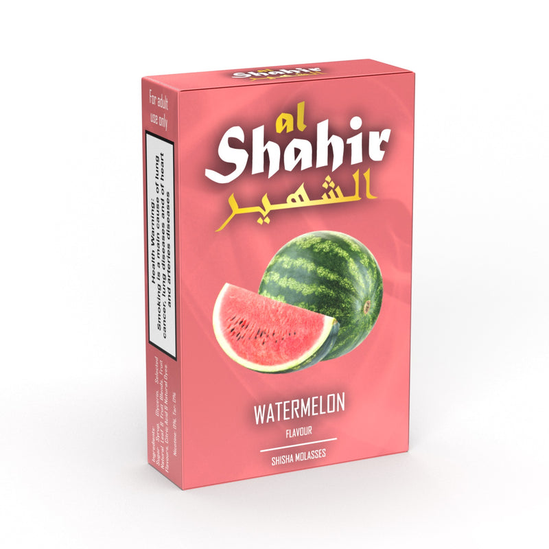 Al Shahir Watermelon Shisha Molasses - 50g