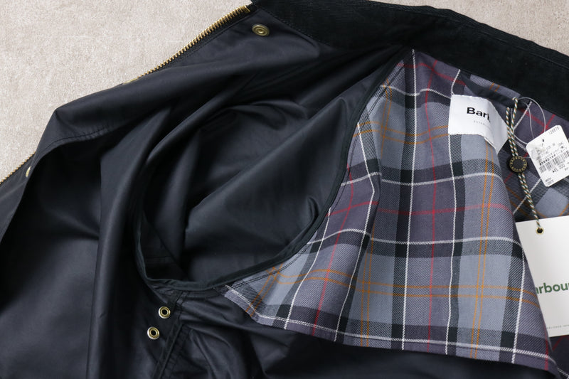 【USED】Barbour/ニューバーレー
