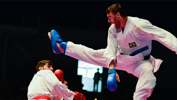 World Karate Day: Celebrating the sport's Olympic  debut6 World Karate Day: Celebrating the sport's Olympic  debut6