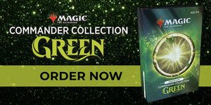 MTG - Commander Collection: Green