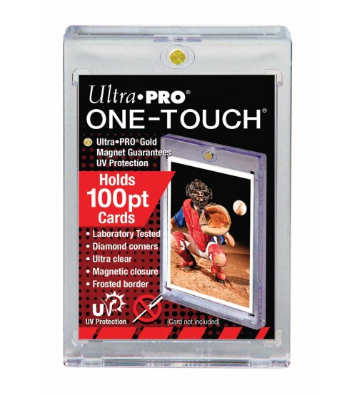 Ultra Pro - 100pt One Touch Magnetic Closure - Collector's Avenue
