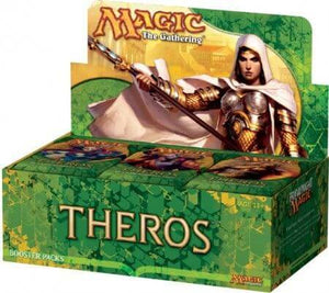 Mtg Magic The Gathering - Theros Booster Box - Collector's Avenue