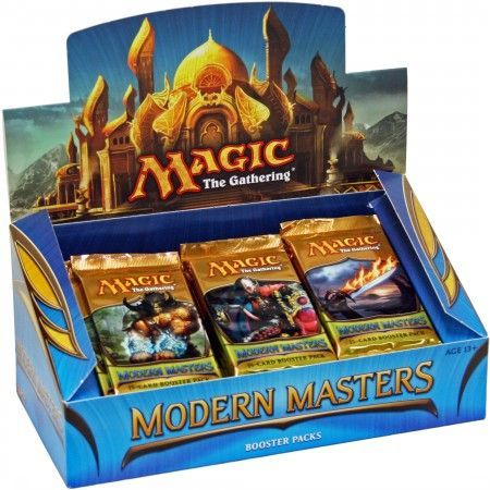 MTG Magic The Gathering - Modern Masters 2013 Booster Box - Collector's Avenue