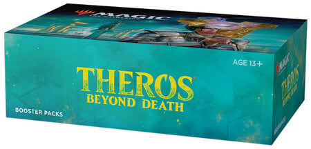 Mtg Magic The Gathering - Theros Beyond Death Booster Box - Collector's Avenue