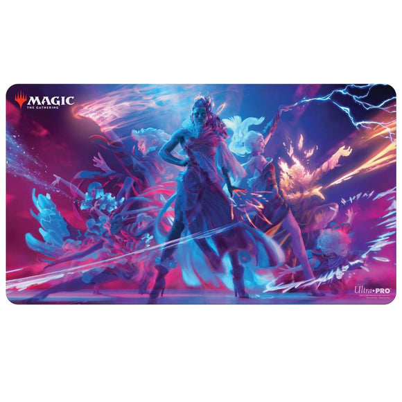 MTG Magic The Gathering Ultra Pro Playmat Strixhaven V2 - Collector's Avenue
