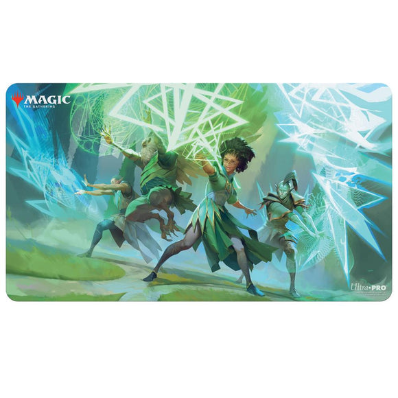 MTG Magic The Gathering Ultra Pro Playmat Strixhaven V5 - Collector's Avenue