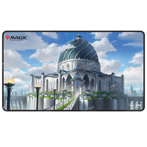 MTG Magic The Gathering Ultra Pro Playmat Strixhaven V6 Stitched - Collector's Avenue