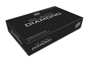 2020-21 Upper Deck Black Diamond Hockey Hobby Box - Collector's Avenue