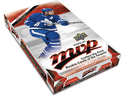 2020-21 Upper Deck MVP Hockey Hobby Box - Collector's Avenue