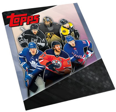 2020-21 Topps NHL Hockey Sticker Album - Collector's Avenue