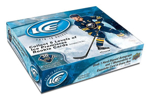 2018-19 Upper Deck ICE Hockey Hobby Box - Collector's Avenue