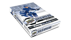 2019-20 Upper Deck Series 2 Hockey Hobby Box - Collector's Avenue