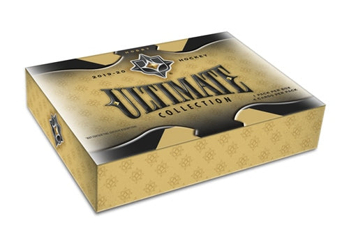2019-20 Upper Deck Ultimate Collection Hockey Hobby Box - Collector's Avenue
